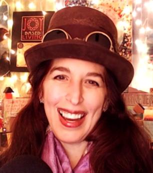 Joy-Based Living Debbie Front Page Website Video