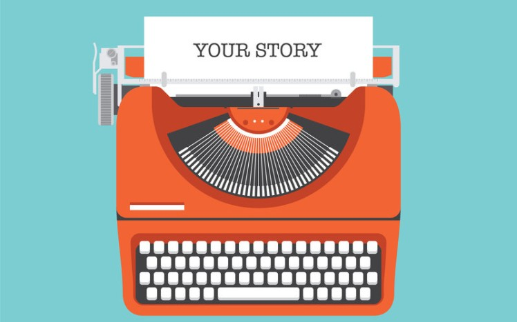 your story typewriter