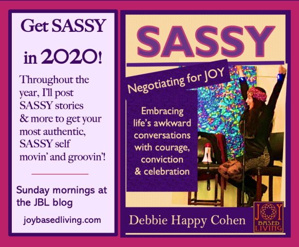 get SASSY in 2020 campaign