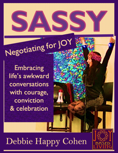 SASSY Negotiating for JOY cover Dec 27 2019