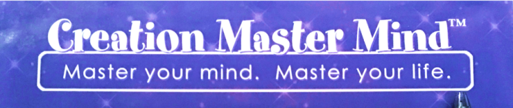 Creation Mastermind Master Your Mind Master Your Life
